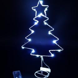 """LED dekoracija """"Eglutė"""" Kalėdoms"""