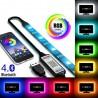 LED RGB juosta su USB jungtimi ir Bluetooth