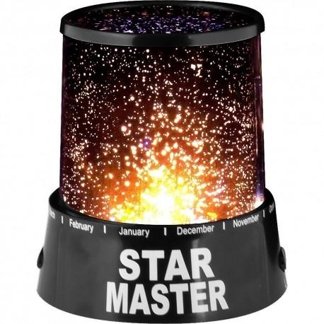 """LED žvaigždžių projektorius - dekoracija """"Star Master"""""""