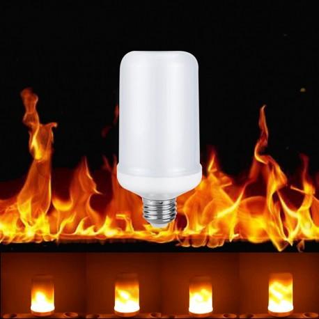"LED lemputė ""Liepsna"" (Imituojanti ugnį)"
