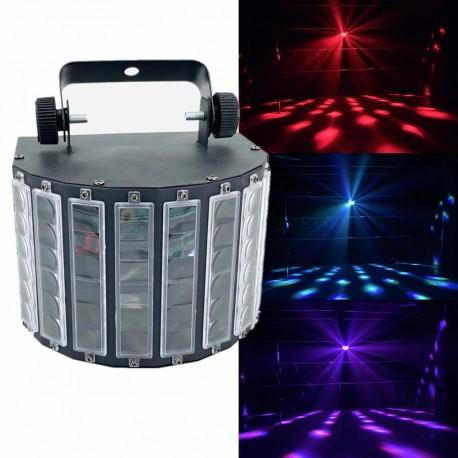 """LED šviesos efektas """"DERBY"""" RGBW, 24W"""
