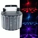 """LED šviesos efektas """"DERBY"""" RGBW"""