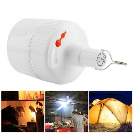 LED įkraunamas turistavimo šviestuvas