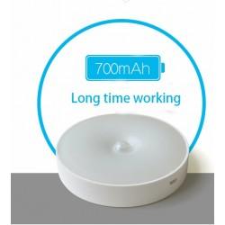 LED įkraunamas šviestuvas su judesio davikliu (9 LED)