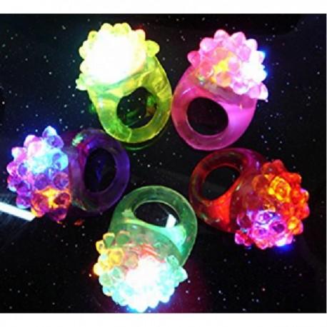 LED šviečiantis žiedas (Minkštas)