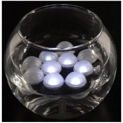 LED pulsuojantys perlai