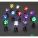 """LED šviečiantys auskarai """"Diamond"""""""