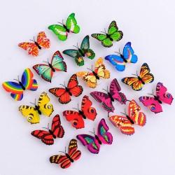 """LED dekoracija """"Šviečiantys drugeliai"""""""