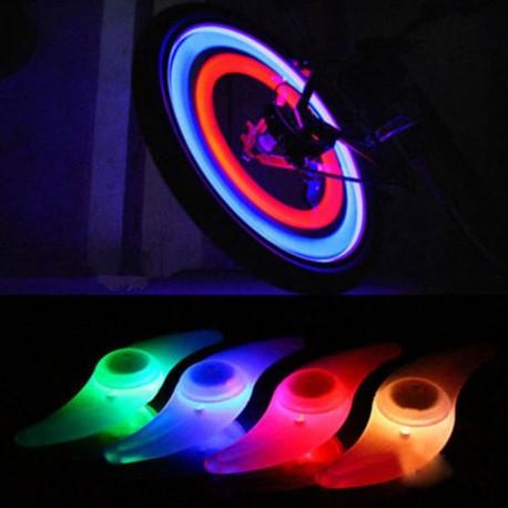 """LED dviračio rato apšvietimas """"Bumerangas"""""""