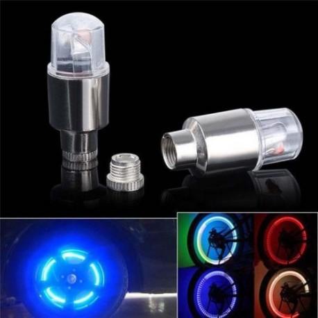 """LED RGB dviračio ventilis """"Sense"""""""