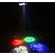 "Šviesos efektas ""4 in1"" (LED+lazeris)"