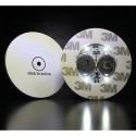 LED šviečiantis lipdukas (Baltas)