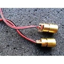 Raudonojo lazerio modulis (5mW, taškas)