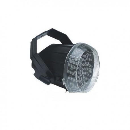 LED stroboskopas - blykstė, 10W
