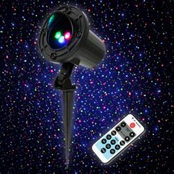 """Lazerinis lauko projektorius """"RGB"""""""