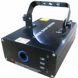 Lazerinis spirografinis-difrakcinis projektorius (150mW)