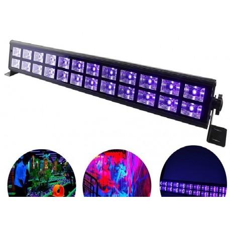 LED ultravioletinis šviestuvas (UV, 72W)