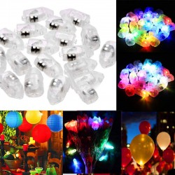 LED lemputė su baterijomis
