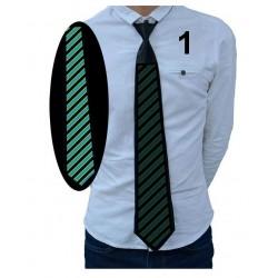 Šviečiantis kaklaraištis (El. ekranas)