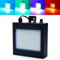 LED RGB stroboskopas - blykstė (108 LED)