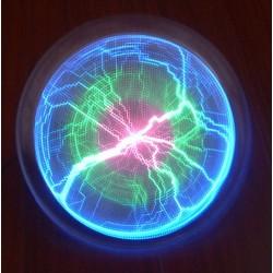 """Šviesos efektas - dekoracija """"Plazminė lėkštė"""""""