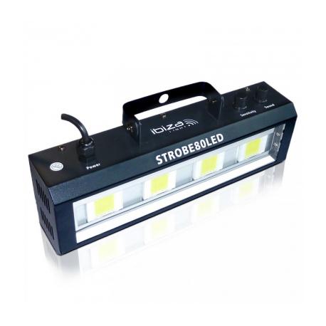 LED stroboskopas - blykstė, 80W