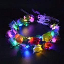 LED šviečiantis vainikėlis