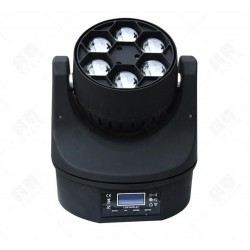 "LED judanti galva ""Bee Eyes"""