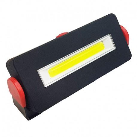 LED šviestuvas su baterijomis (COB, 4xAAA)