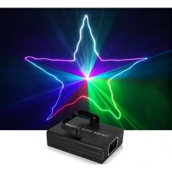 Lazerinis projektorius (RGB, 680mW)