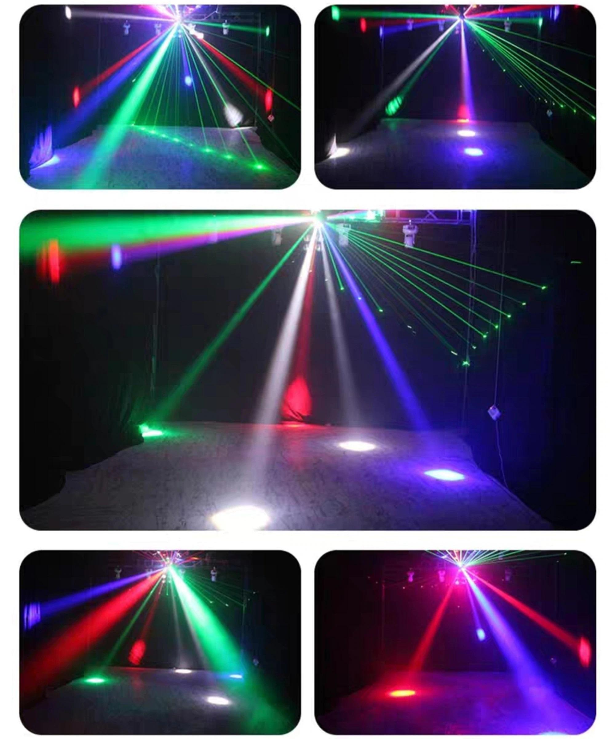 LED sviesos efektas judanti galva ball