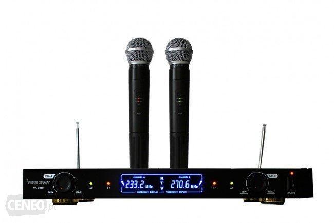 Belaidziu mikrofonu rinkinys nuoma