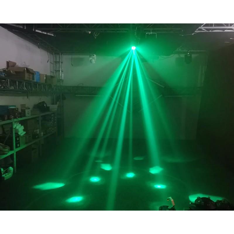 LED judancios galvos prozektoriaus nuoma kaune