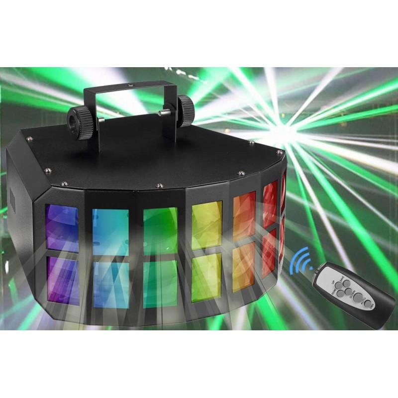 LED sviesos efektu nuoma kaune  DERBY BUTTERFLY