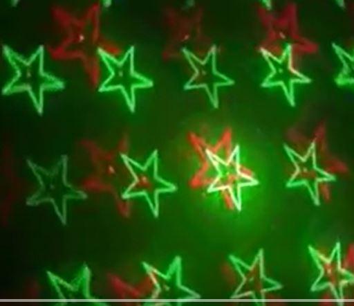 Lazerinio projektoriaus GOBO nuoma KAune