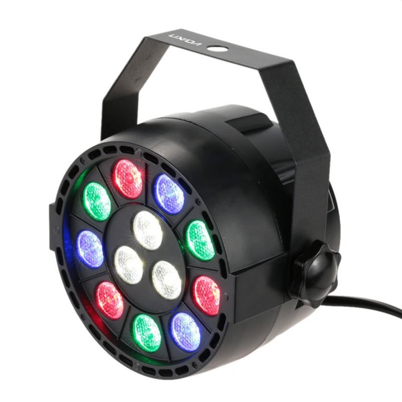 LED PAR RGB prozektorius nuoma kaune