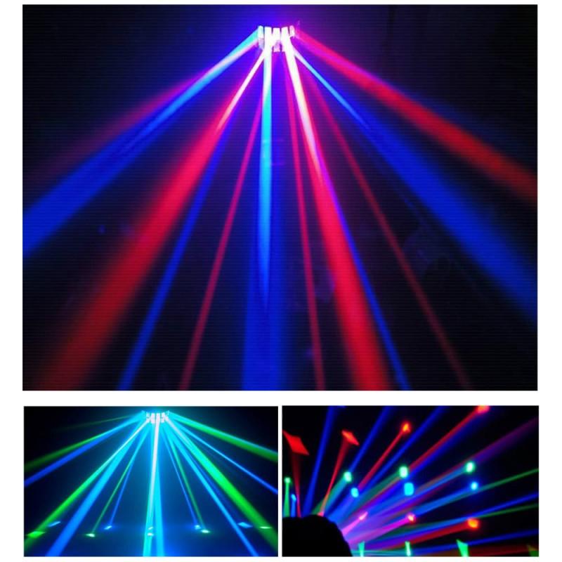 LED sviesos efektas derby nuoma