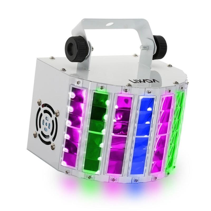 LED šviesos efektas mini derby nuoma